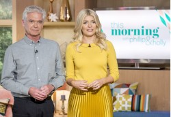 "Holly Willoughby -          ""This Morning'' Show London October 3rd 2017."