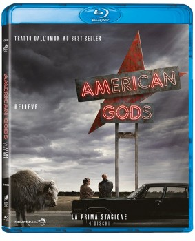 American Gods - Stagione 1 (2017) [4-Blu-Ray] Full Blu-Ray 153Gb AVC ITA ENG SPA DTS-HD MA 5.1 MULTI