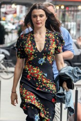 Rachel Weisz - Out in NYC 7/13/17