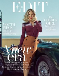Kate Hudson -                The Edit Magazine October 2017.