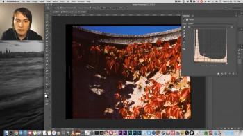 Сканирование и обработка оцифрованных фотопленок (2017) Мастер-класс