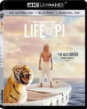 Vita Di Pi (2012) Full Blu-Ray 4K 2160p UHD HDR 10Bits HEVC ITA DTS 5.1 ENG DTS-HD 7.1 MULTI