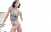 Lauren Cohan : One Very Hot Wallpaper