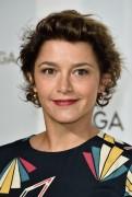 Emma De Caunes -              Omega ''Her Time'' Exhibition Launch Party Paris September 29th 2017.