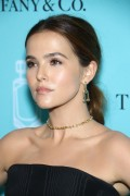 Zoey Deutch -                    Tiffany & Co. Fragrance Launch New York City September 6th 2017.