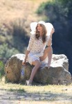 Rachel McCord -                   138 Water Photoshoot Set Los Angeles August 3rd 2017.