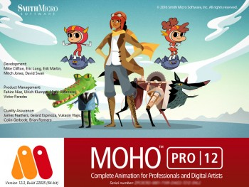 Smith Micro Moho Pro 12.3.0.22035 (MULTI/ENG)