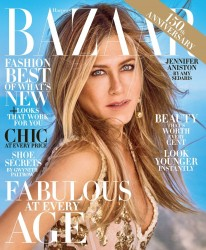 Jennifer Aniston -                 Harper's Bazaar Magazine October 2017 Not (HQ).
