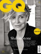Sharon Stone -                     GQ Magazine (Italy) September 2017 Carter Smith Photos.