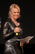 Pamela Anderson -                     ''Sea Shepard'' 70th Anniversary Bordeaux France October 14th 2017.