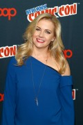 "Melissa Joan Hart -                 Lifetime's ""The Watcher In The Woods"" Panel New York Comic Con New York City October 5th 2017."