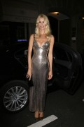 Claudia Schiffer -                   Versace Dinner Party Arrival Milan September 22nd 2017.