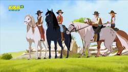 Rancho Leny / Le Ranch {2012-2014) 720p.HDTV.PL.DUB.x264-eend / Dubbing PL