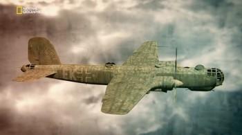 Суперсооружения Третьего рейха. Гитлеровские Люфтваффе / Nazi Megastructures. Hitler's Luftwaffe (2017) SATRip