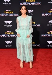 Chloe Bennet - Premiere of Disney and Marvel's 'Thor: Ragnarok' in Hollywood 10/10/17