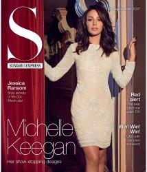 Michelle Keegan -                 S Magazine (UK) September 24th 2017.