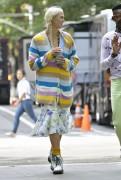 Karlie Kloss -                    Photoshoot Set New York City September 7th 2017.