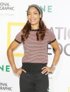 Gina Torres - Los Angeles premiere of National Geographic Documentary Film's 'Jane' held at the Hollywood Bowl (10/9/17)