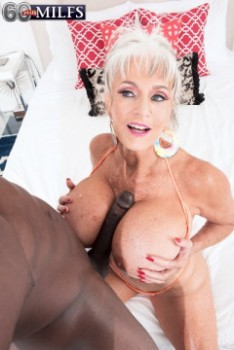 Sally DAngelo - More big, black cock for super-stacked Sally (2017) 720p
