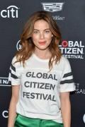 Michelle Monaghan -        Global Citizen Festival New York City September 23rd 2017.