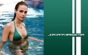 Jordana Brewster : Bikini Wallpaper