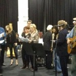 2012 The Rainforest Fund Benefit Concert - Rehearsal
