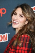 "Sarah Shahi -             ""Reverie"" Press Room New York Comic Con New York City October 7th 2017."