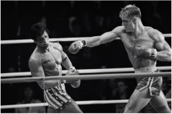 Рокки 4 / Rocky IV (Сильвестр Сталлоне, Дольф Лундгрен, 1985) - Страница 2 E19415590063093