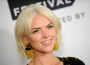 "Erin Richards -                     ""Gotham"" Sneak Peek Tribeca TV Festival New York City September 23rd 2017."