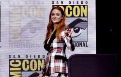 Sophie Turner - San Diego Comic-Con International - July 21, 2017