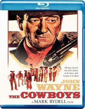 I cowboys (1972) Full Blu-Ray 22Gb VC-1 ITA GER DD 1.0 ENG SPA DD 5.1