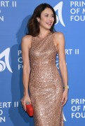 "Olga Kurylenko -       ""Monte-Carlo Gala for the Global Ocean"" Honoring Leonardo DiCaprio Monaco September 28th 2017."