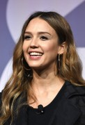 """Jessica Alba -        """"Building A Brand In A Mobile First World"""" Advertising Week September 26th 2017."""