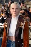 Michelle Williams -                Louis Vuitton Show Paris October 3rd 2017.