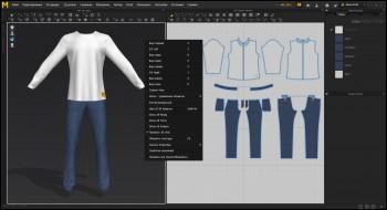 Marvelous Designer 7 Personal 3.2.84.27098 (MULTi/RUS/ENG) - программа по конструированию одежды