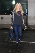 "Fearne Cotton -             	""Ken Bruce Show'' Arrival London September 29th 2017."