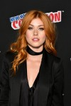 Katherine McNamara -            	''Shadowhunters'' Red Carpet & Panel Comic Con New York City October 7th 2017.