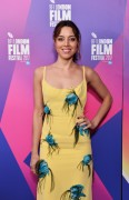 "Aubrey Plaza -              ""Ingrid Goes West"" Premiere 61st BFI London Film Festival October 7th 2017."