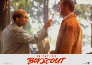 Последний бойскаут / The Last Boy Scout (Брюс Уиллис, Холли Берри, 1991) 9b876d627082263