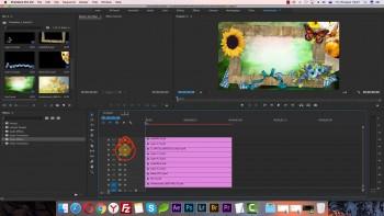 Photoshop для видеографа (2017) Видеокурс