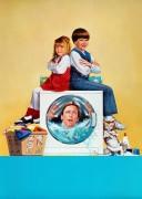 Трудный ребенок 2 / Problem Child 2 (Джон Риттер, Джек Уорден, Майкл Оливер, 1991) 2c8647578128023