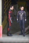 Evangeline Lilly -           ''Ant-Man And The Wasp'' Set Atlanta October 14th 2017.