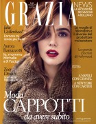 Zoey Deutch -               Grazia Magazine (Italy) October 2017.