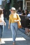 Julianne Hough -               Alfreds West Hollywood September 25th 2017.