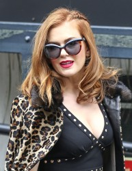 Isla Fisher -                  ITV Studios London August 22nd 2017.