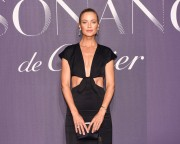 Carolyn Murphy -              Resonances de Cartier Jewelry Collection Launch New York City October 10th 2017.