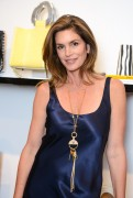 Cindy Crawford -       Edun Store Opening New York City September 12th 2017.