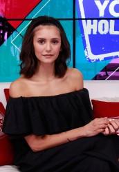 Nina Dobrev -           Young Hollywood Studio Los Angeles September 27th 2017.