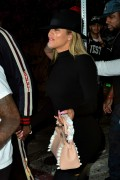 Khloe Kardashian - Leaving The Nice Guy in West Hollywood 7/6/17