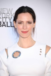 Rebecca Hall - New York City Ballet's 2017 Fall Fashion Gala 9/28/17